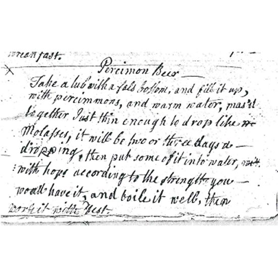 FWX 300 YEAR OLD BEER RECIPE