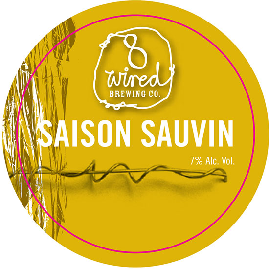 FWX 5 NEW ZEALAND BEERS SAISON SAUVIN
