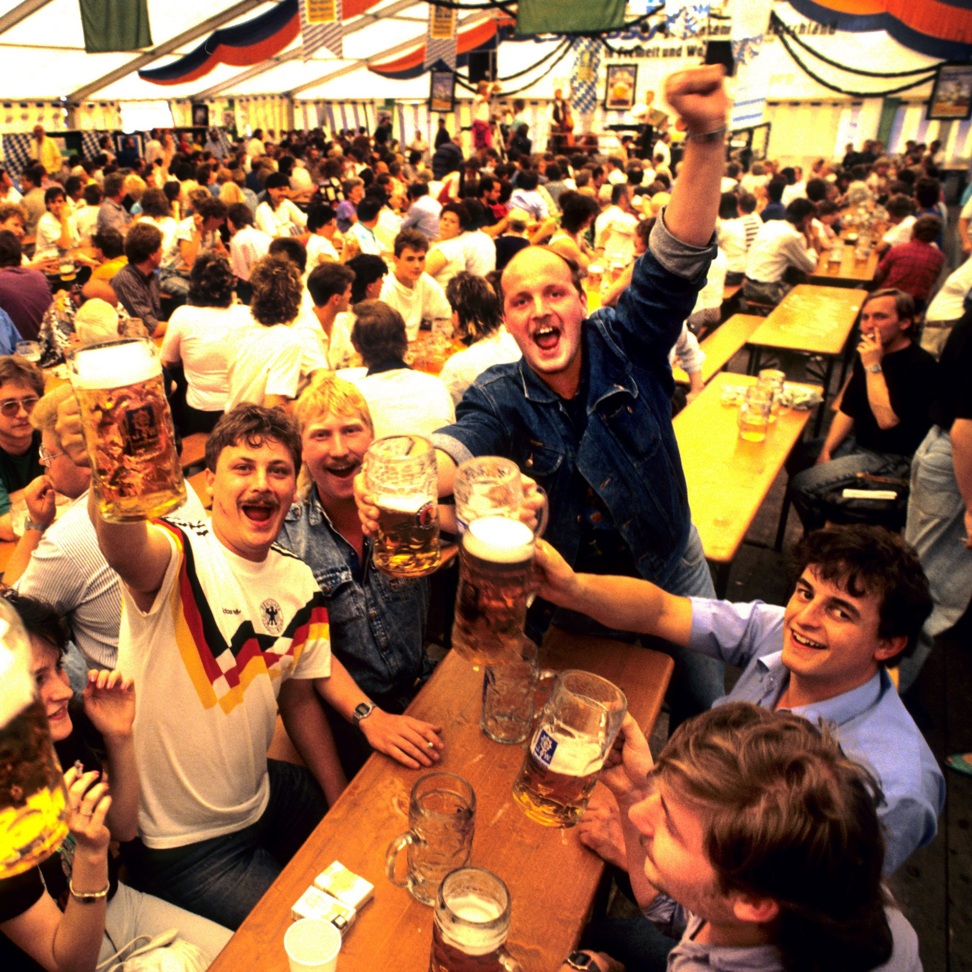 FWX 5 PEOPLE YOU SEE AT BEER FESTIVALS