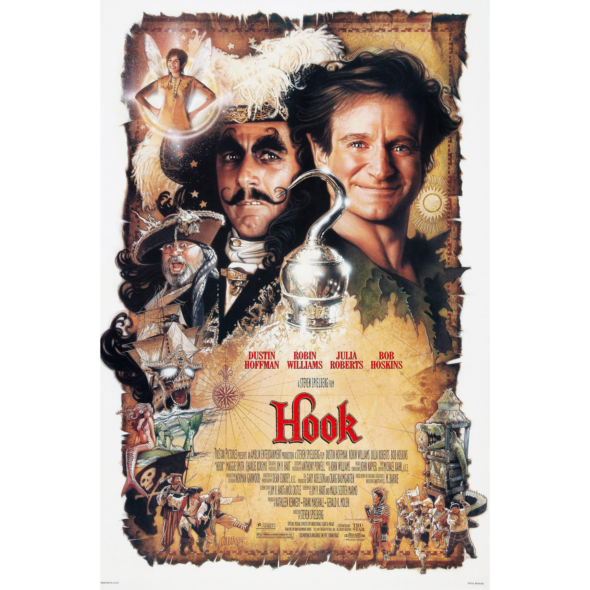 FWX 9 EXTREMELY MESSY MOVIE FOOD FIGHTS HOOK POSTER