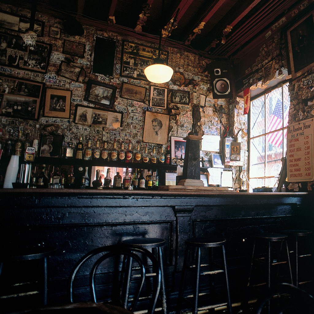 6 of the most haunted bars in america food wine for Food bar new orleans