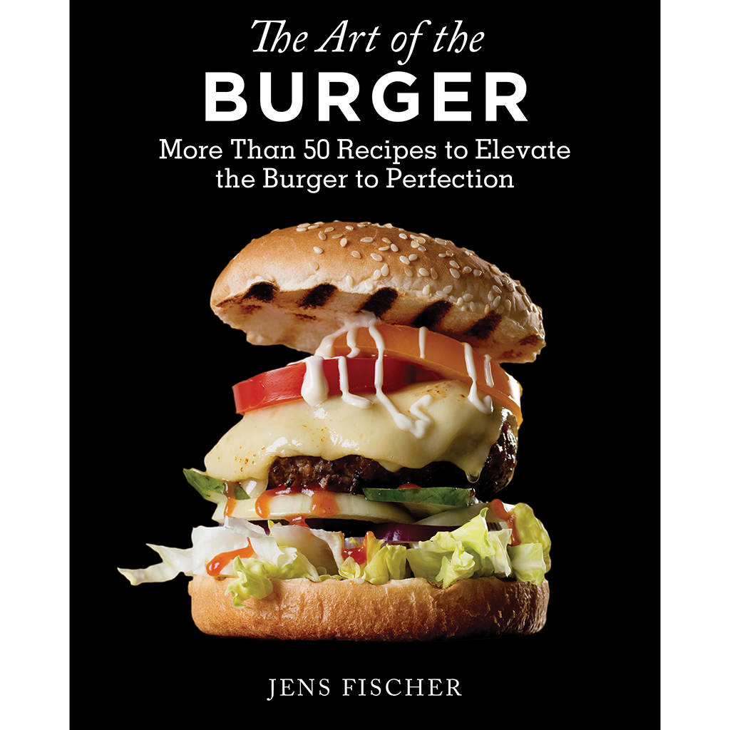 FWX ART OF THE BURGER COVER