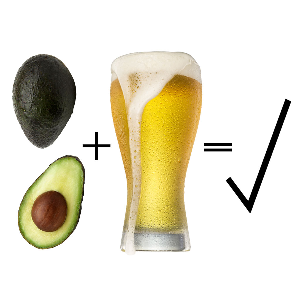 FWX AVOCADO BEER