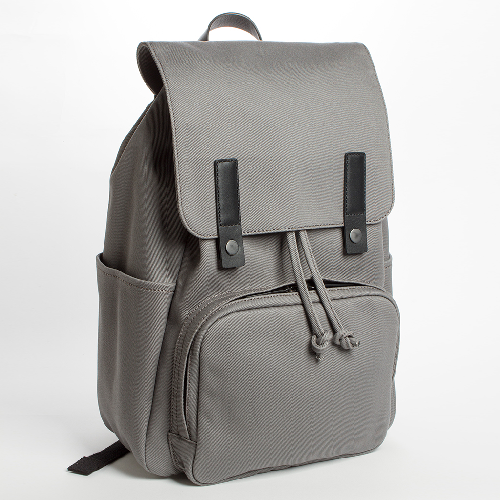 The Everlane The Modern Snap Backpack