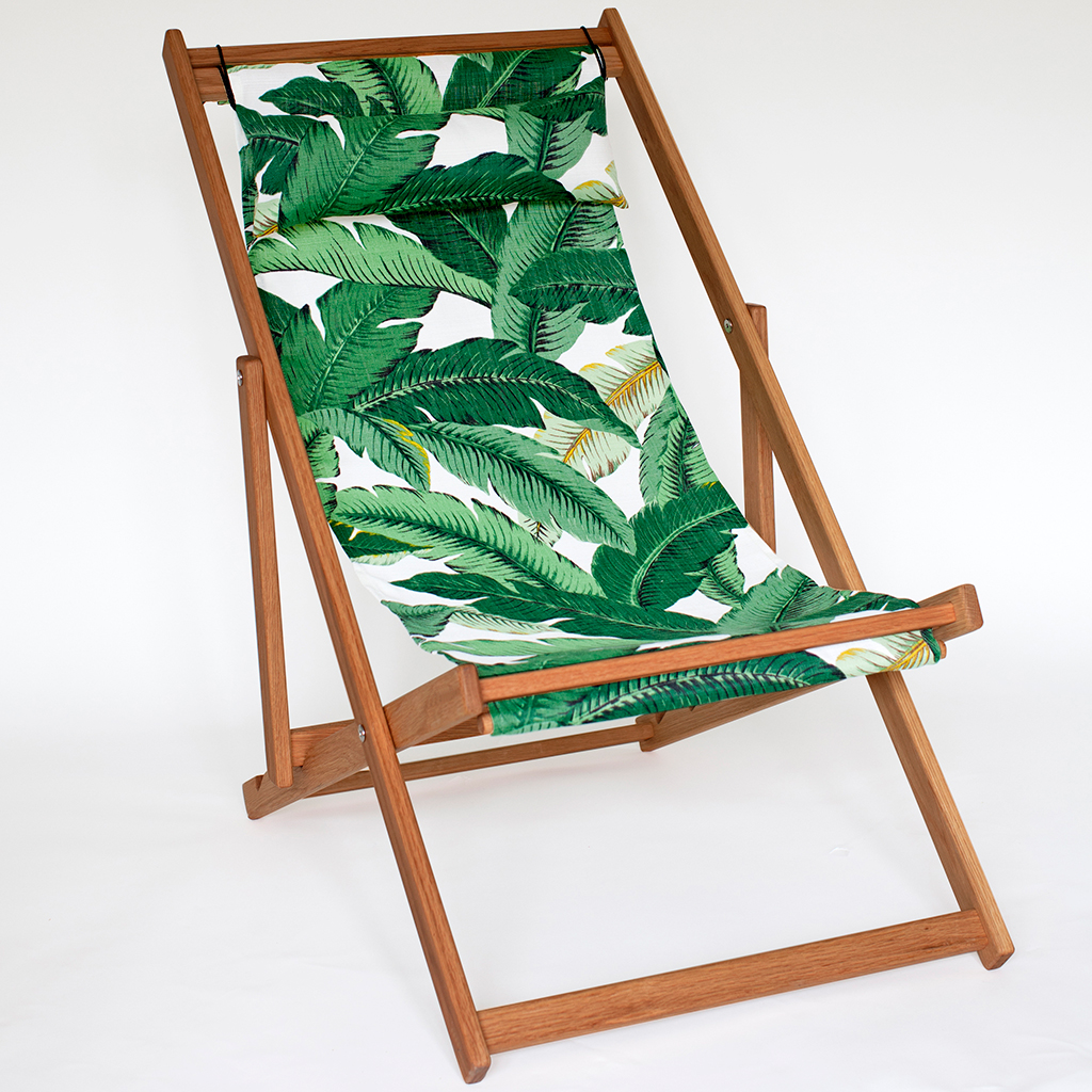 Gallant & Jones Tahiti Deck Chair