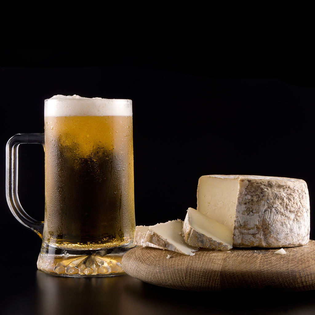 FWX BEER SOAKED CHEESE