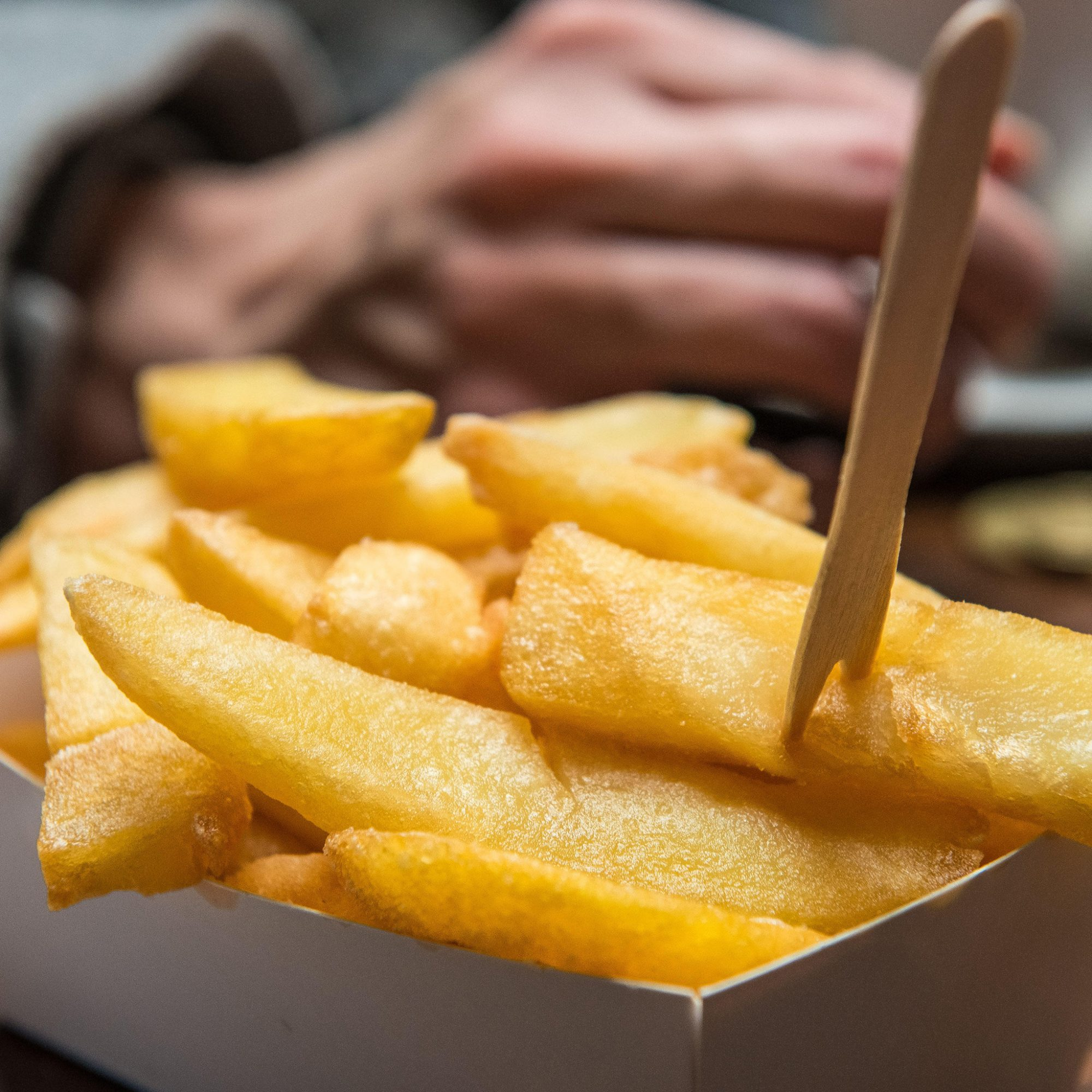 FWX BELGIAN FRIES