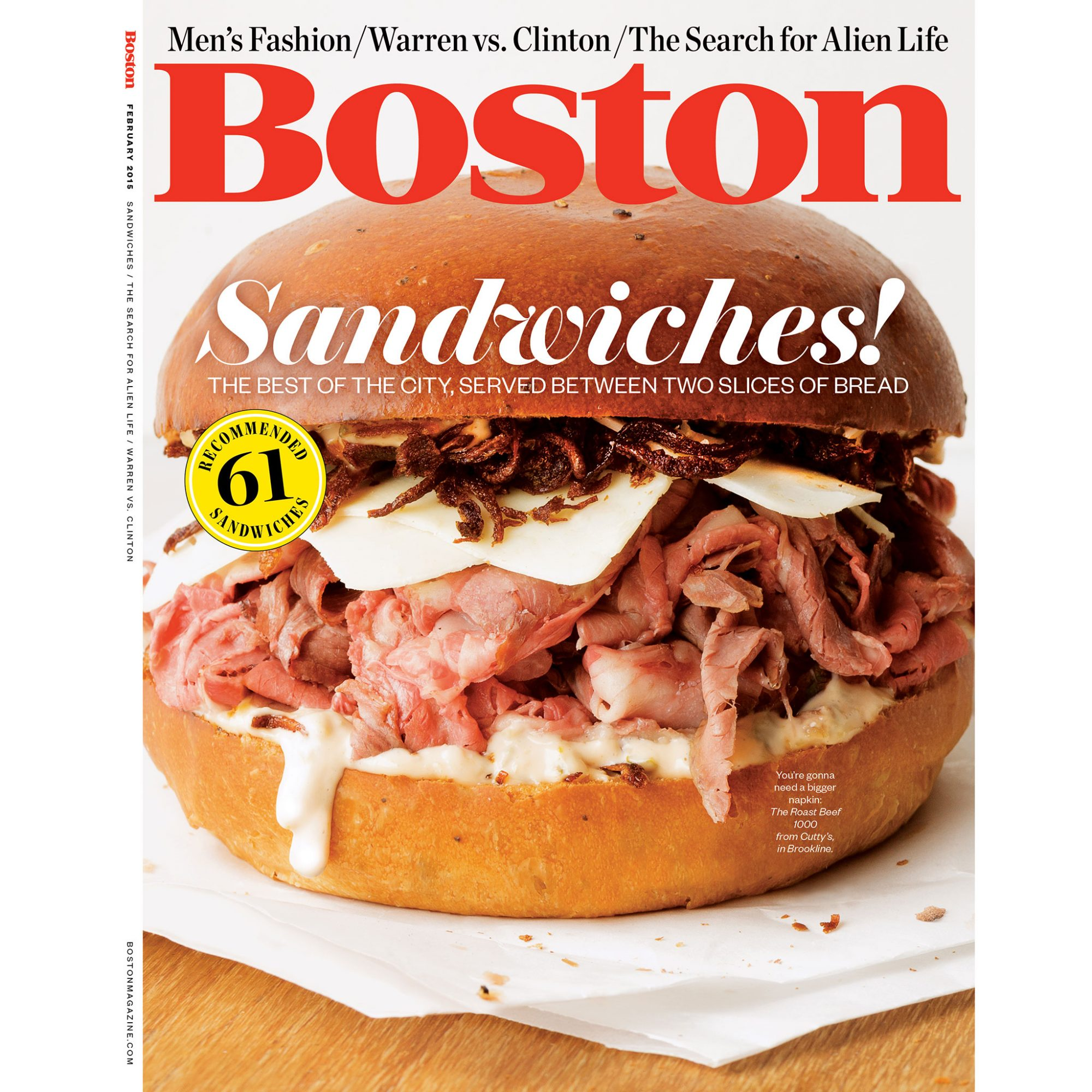 This Is the Best Roast Beef in Boston