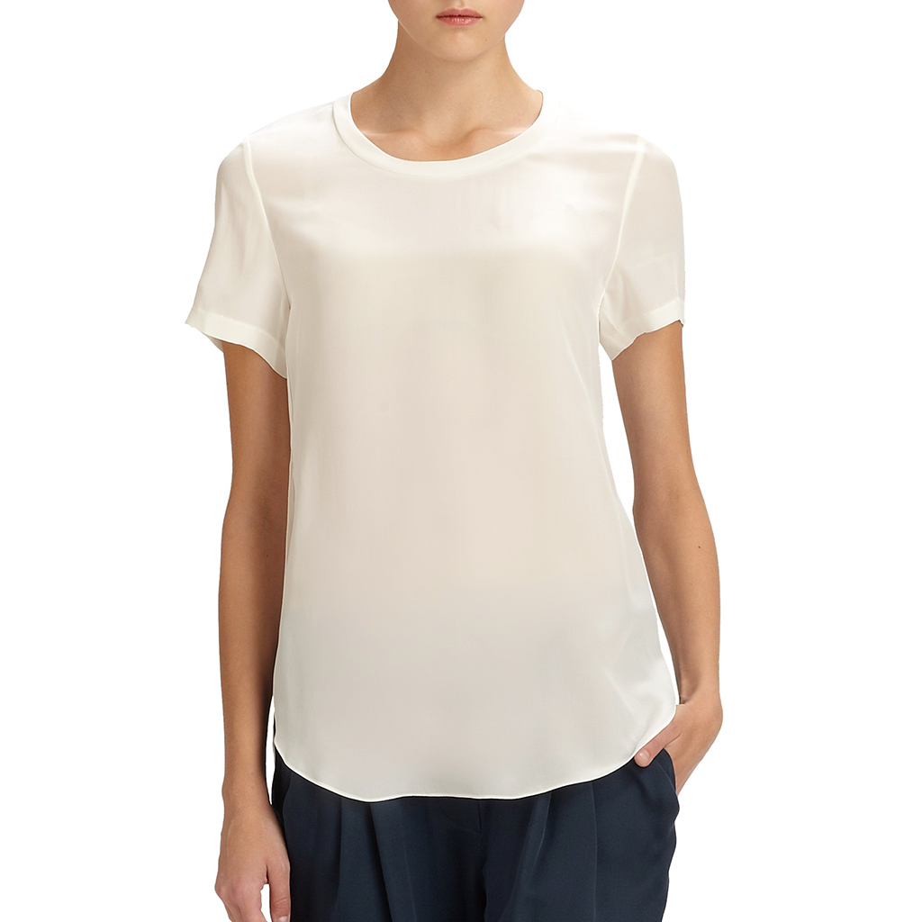 3.1 Philip Lim Silk Tee
