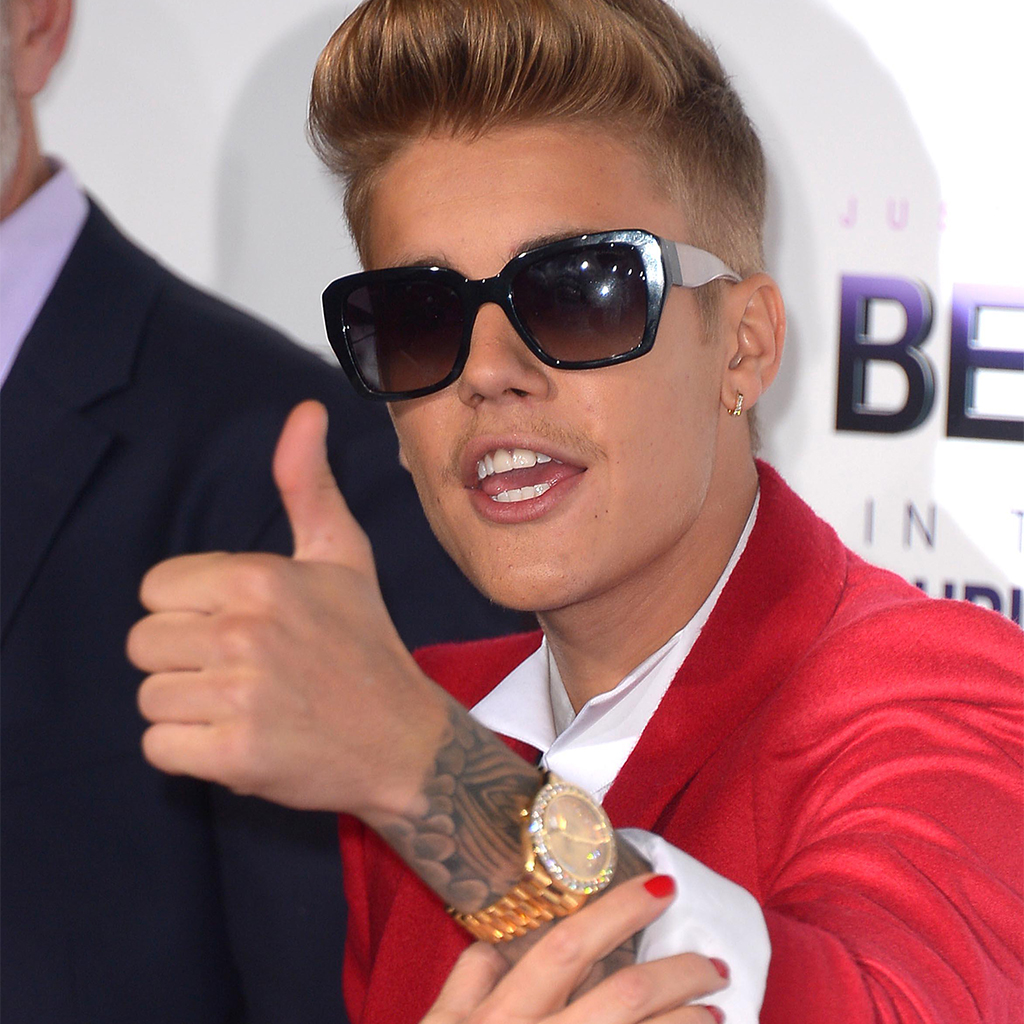 Justin Bieber Quits Drinking Before Even Turning 21