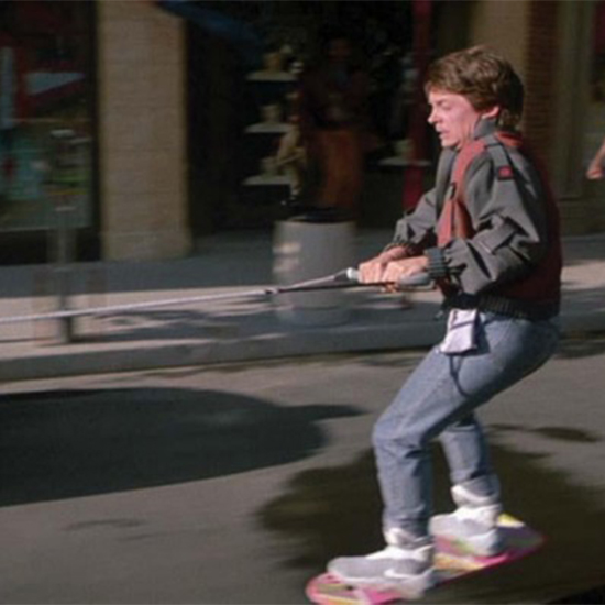 FWX BILLFOLD HOVERBOARD