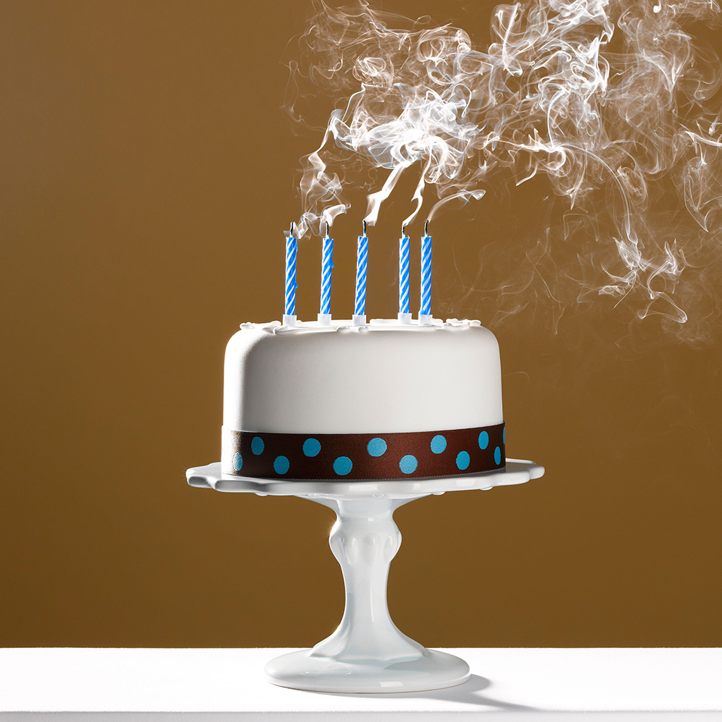FWX BLIND BIRTHDAY CAKE