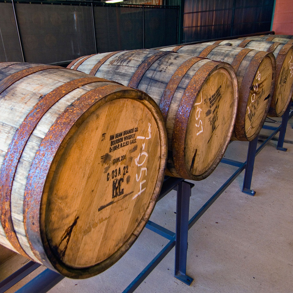 FWX BOURBON BARREL SHORTAGE
