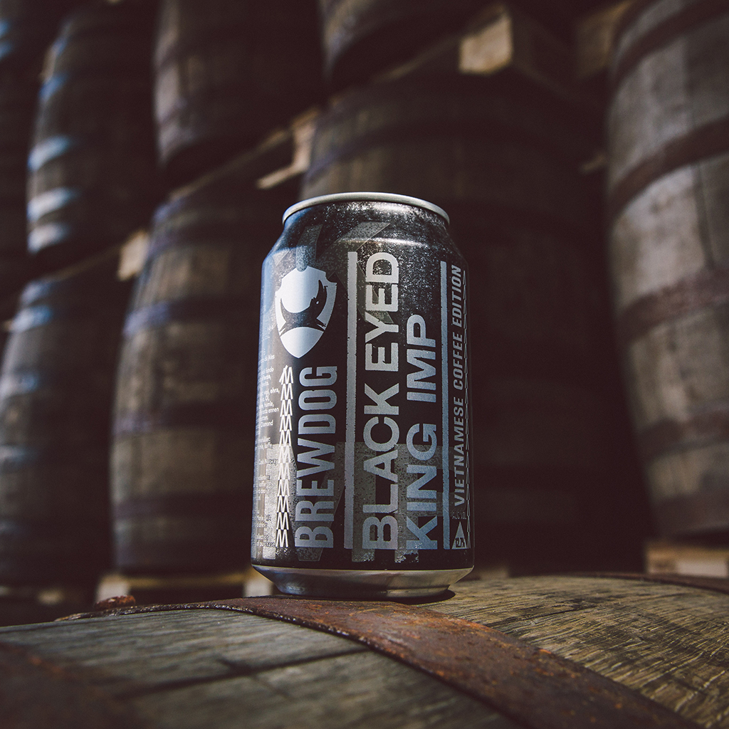 FWX BREWDOG BLACK EYED KING IMP
