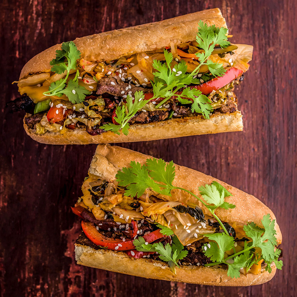 FWX BULGOGI CHEESESTEAK