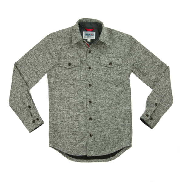 Edgevale's North Coast Shirt Jacket & Poler's Women's Long Sleeve ButtonUp