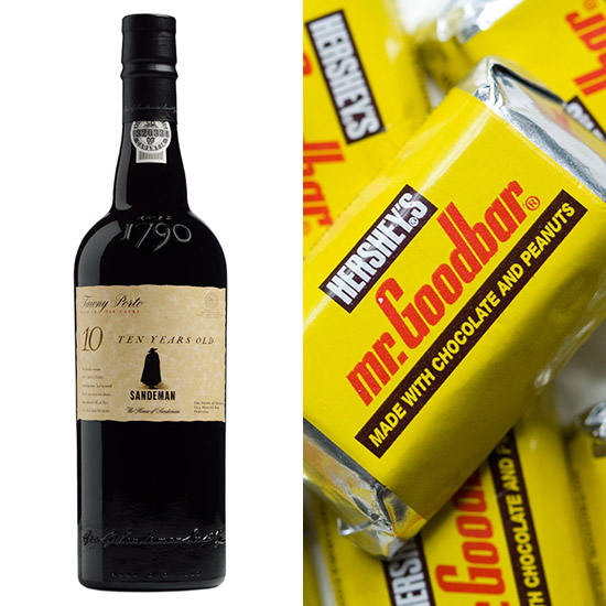 FWX CANDY WINE PAIRINGS