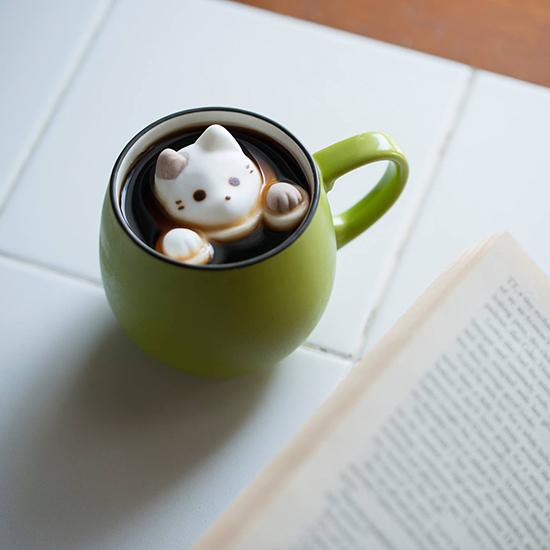 FWX CAT MARSHMALLOWS FROM JAPAN