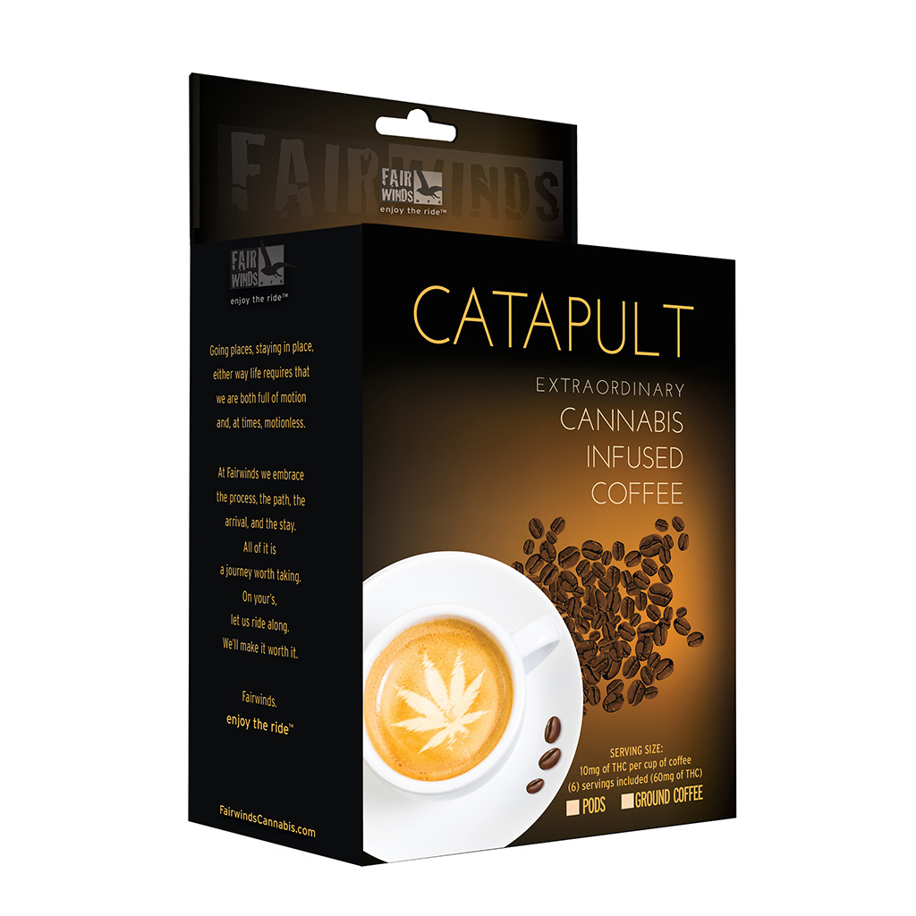 FWX CATAPULT INFUSED COFFEE