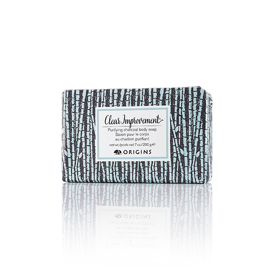 Clear Improvement Charcoal Body Soap