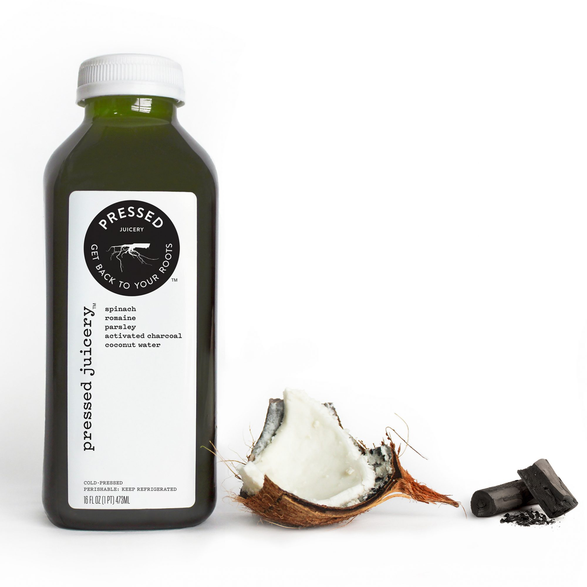 Will Charcoal Be This Summer's Go-To Juice Flavor?