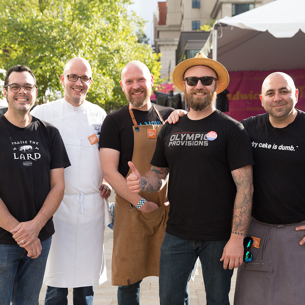 FWX CHEFS LOOKING FORWARD TO EATING THIS FALL