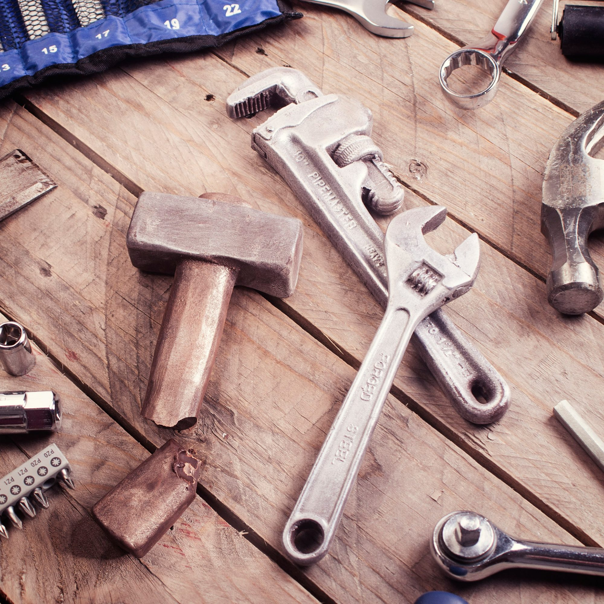 Chocolate Wrenches That Look So Authentic They Could End Up in Your Tool Kit