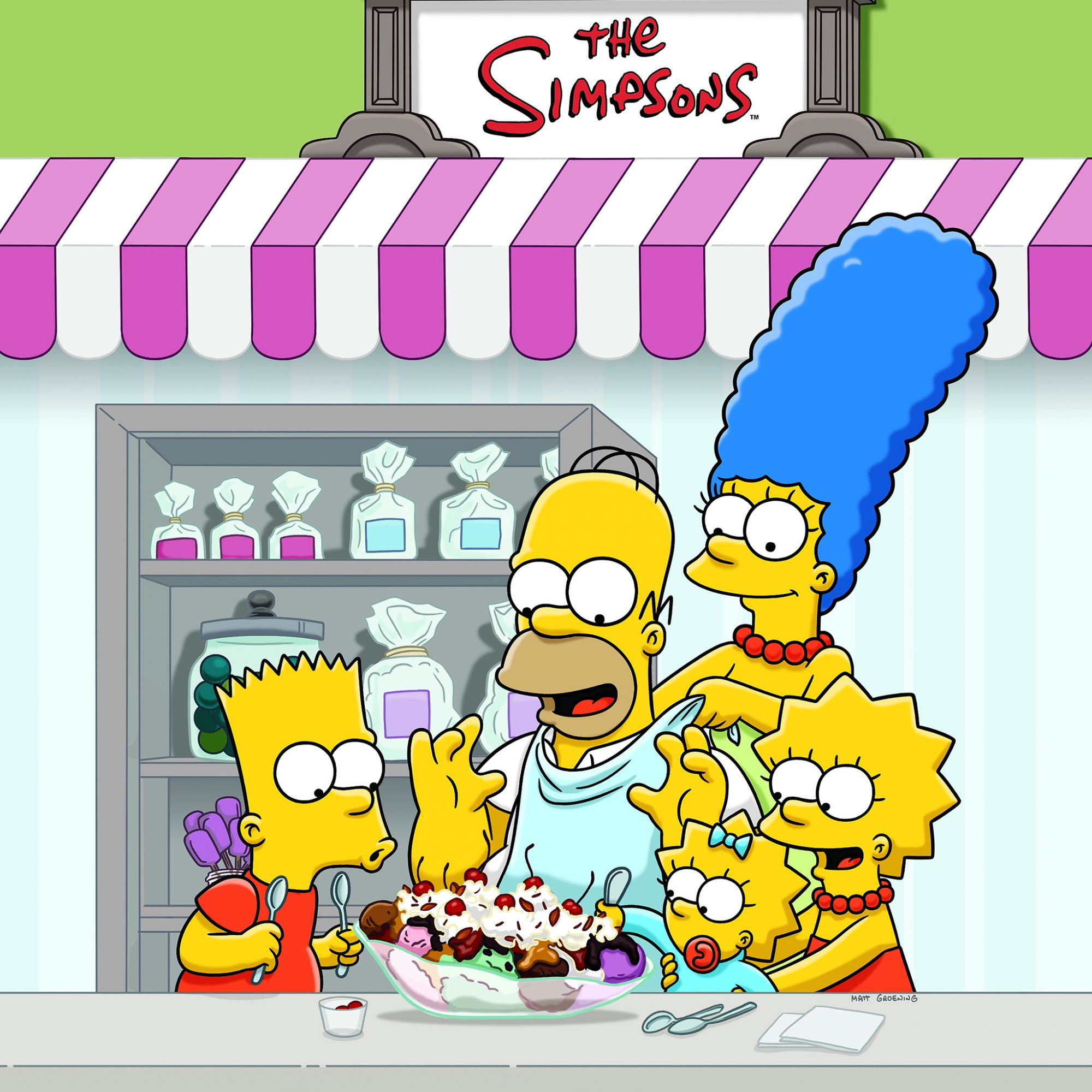 FWX CLASSIC SIMPSONS EPISODES ABOUT FOOD