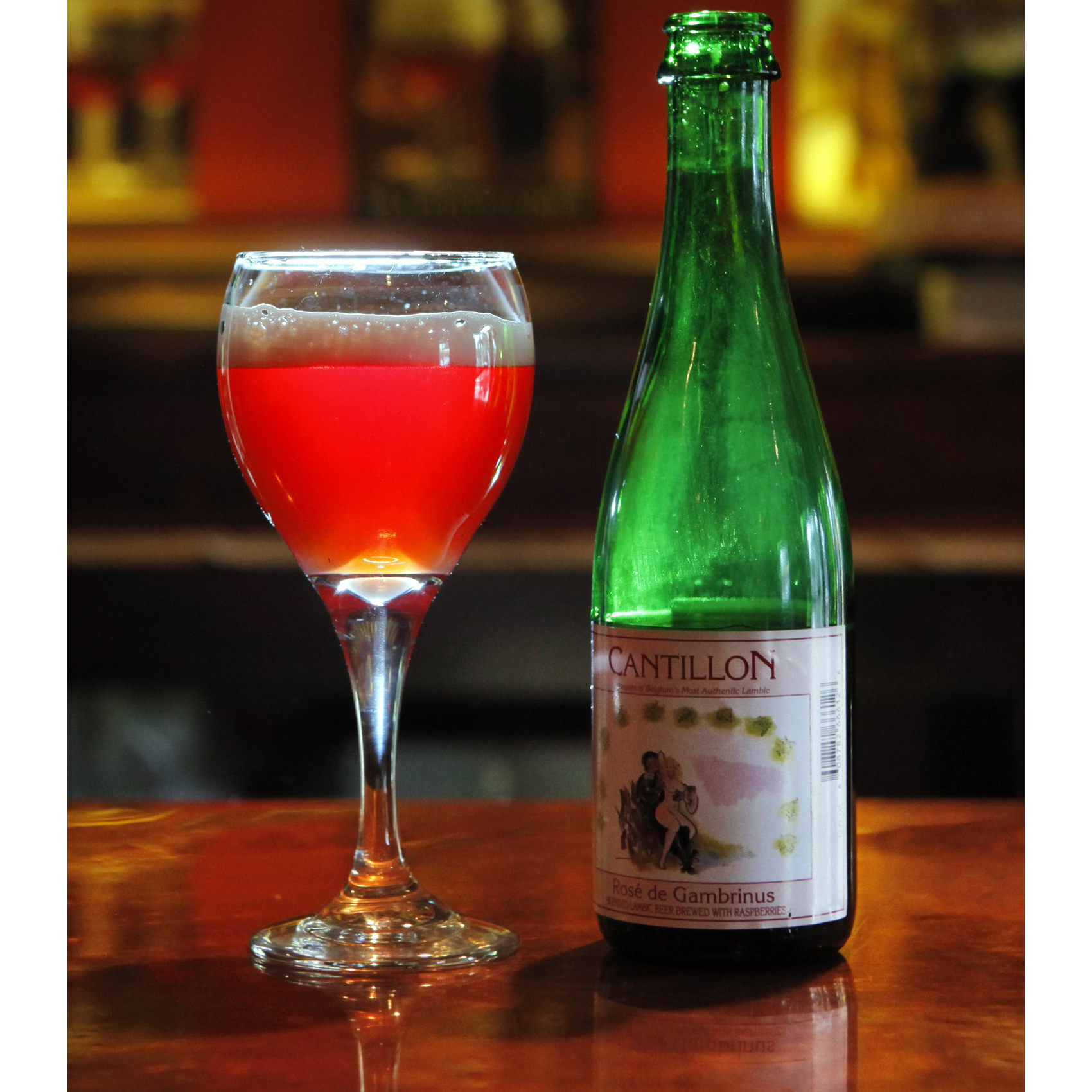 FWX CLIMATE CHANGE AND CANTILLON BEER