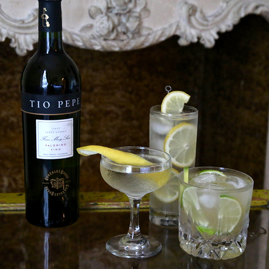 This is Not Your Great-Grandmother's Aperitif: 3 Fino Sherry Cocktails