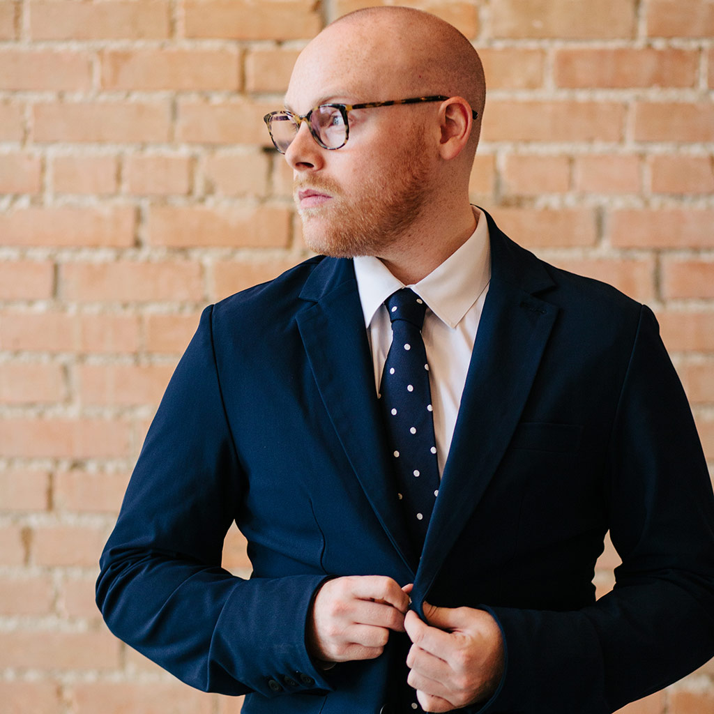 FWX COFFEE INFUSED BLAZER