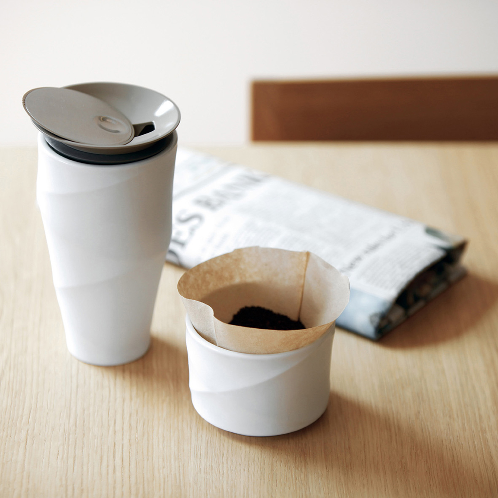 7 best ways to travel with your coffee food wine - Commuter coffee mug ...