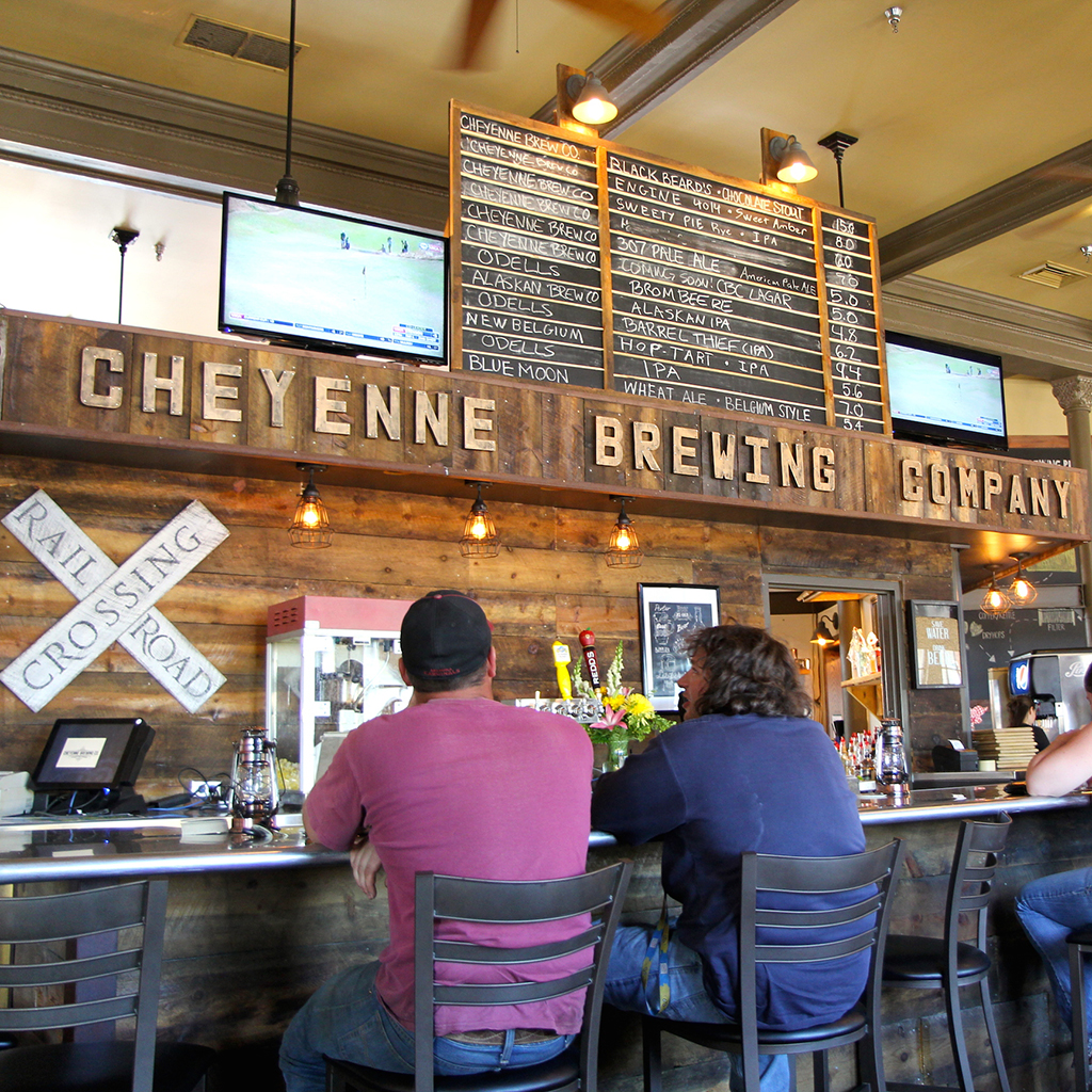 FWX CRAFT BEER WYOMING CHEYENNE BREWING 2