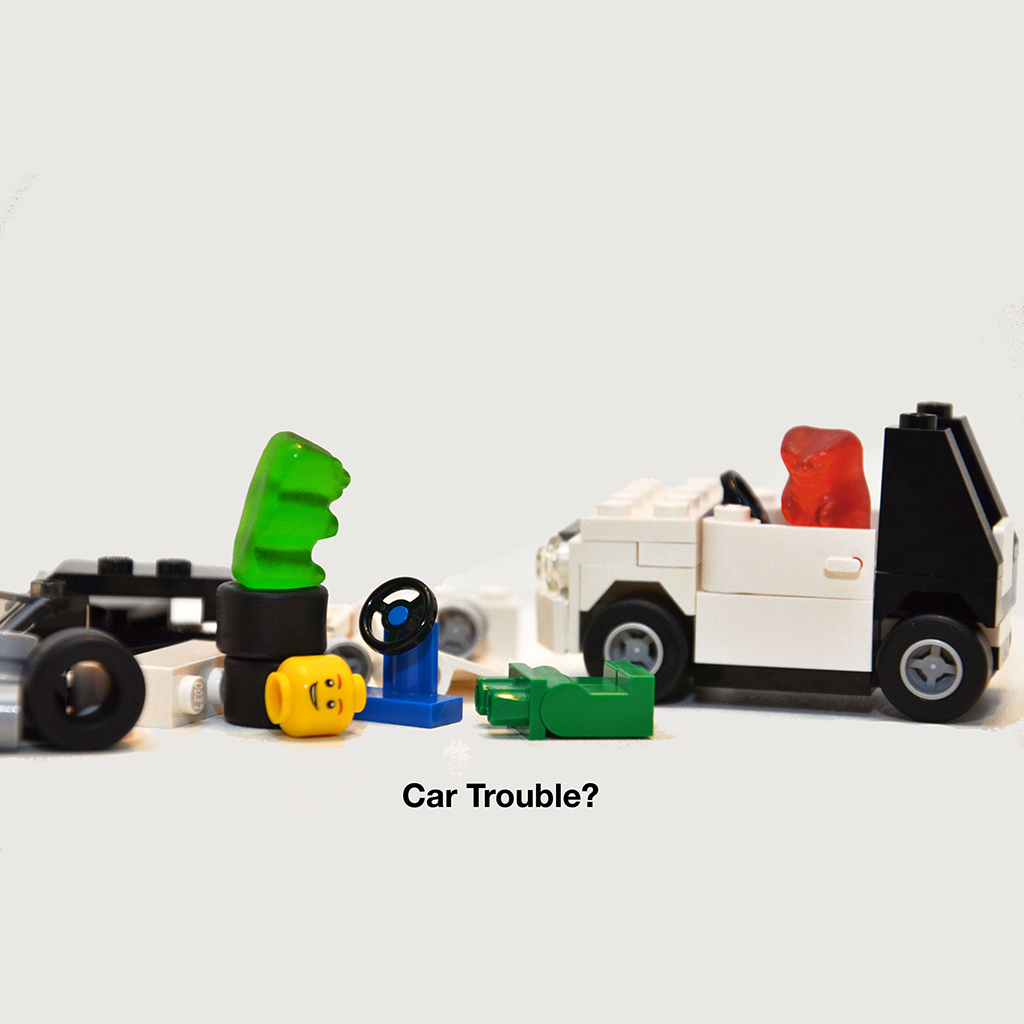 FWX CRUMMY GUMMY CAR TROUBLE