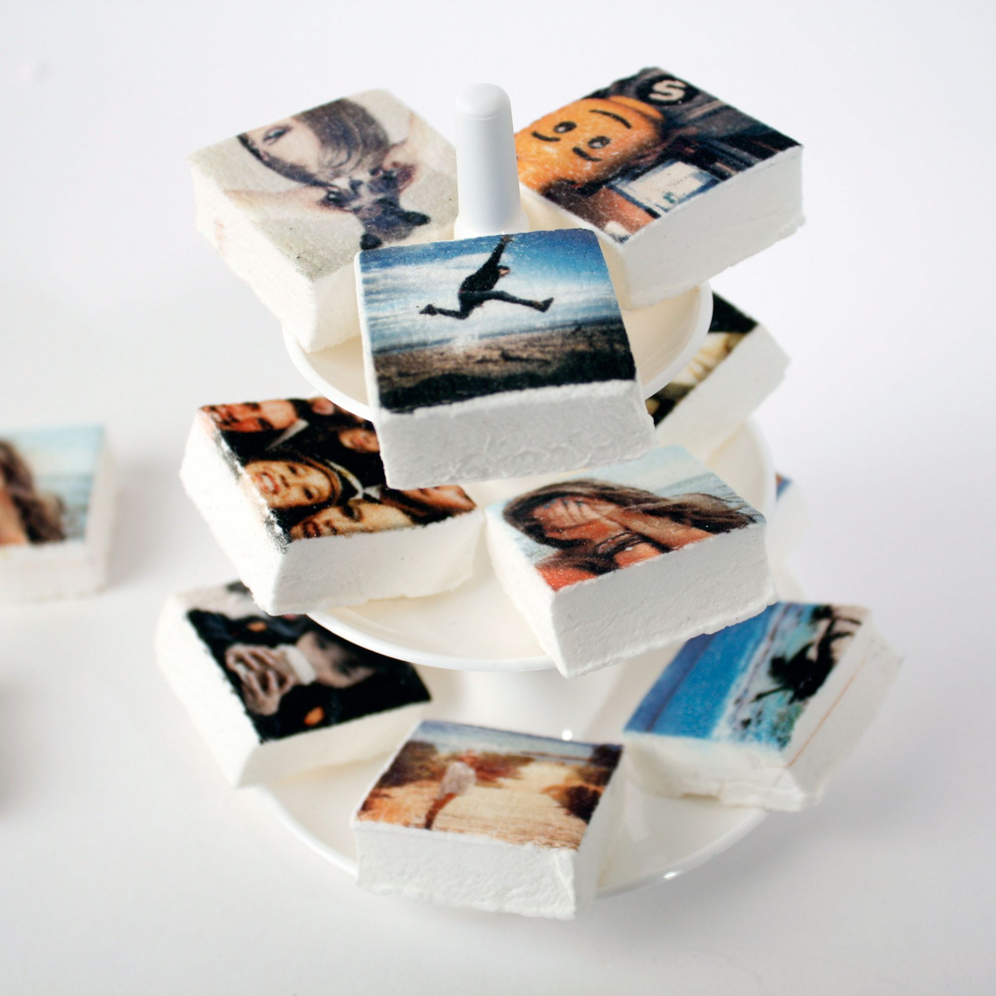 FWX CUSTOM MARSHMALLOWS FROM KATE MIDDLETONS BROTHER BOOMF STACK
