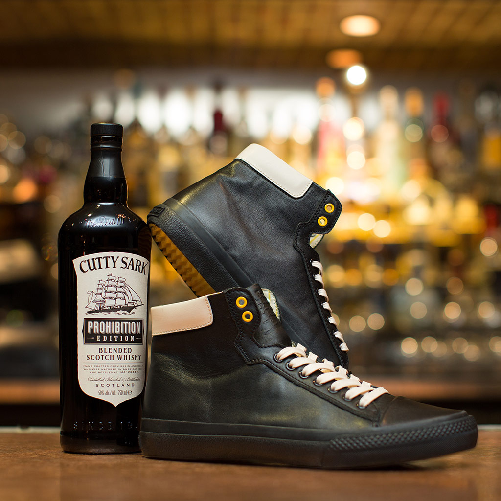 FWX CUTTY STARK BARTENDER SHOES BOTTLE
