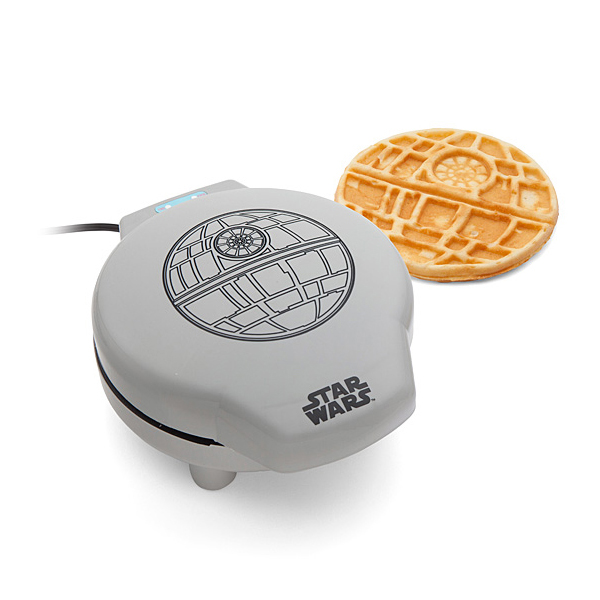 Death Star Waffle Maker Ironically Brings Life to Waffles