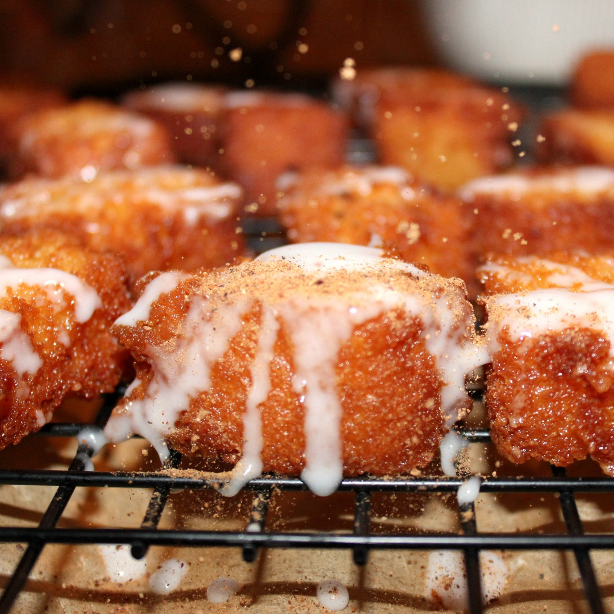 Eggnog Goes Deep-Fried for the Holidays
