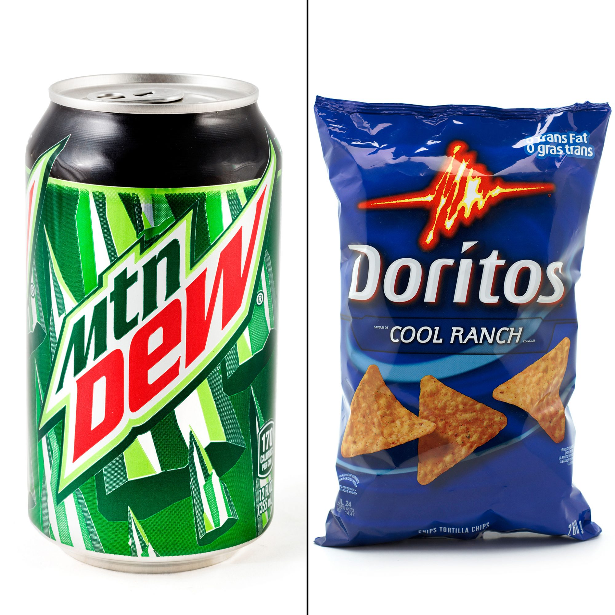 Doritos Flavored Mountain Dew Is Definitely A Real Thing