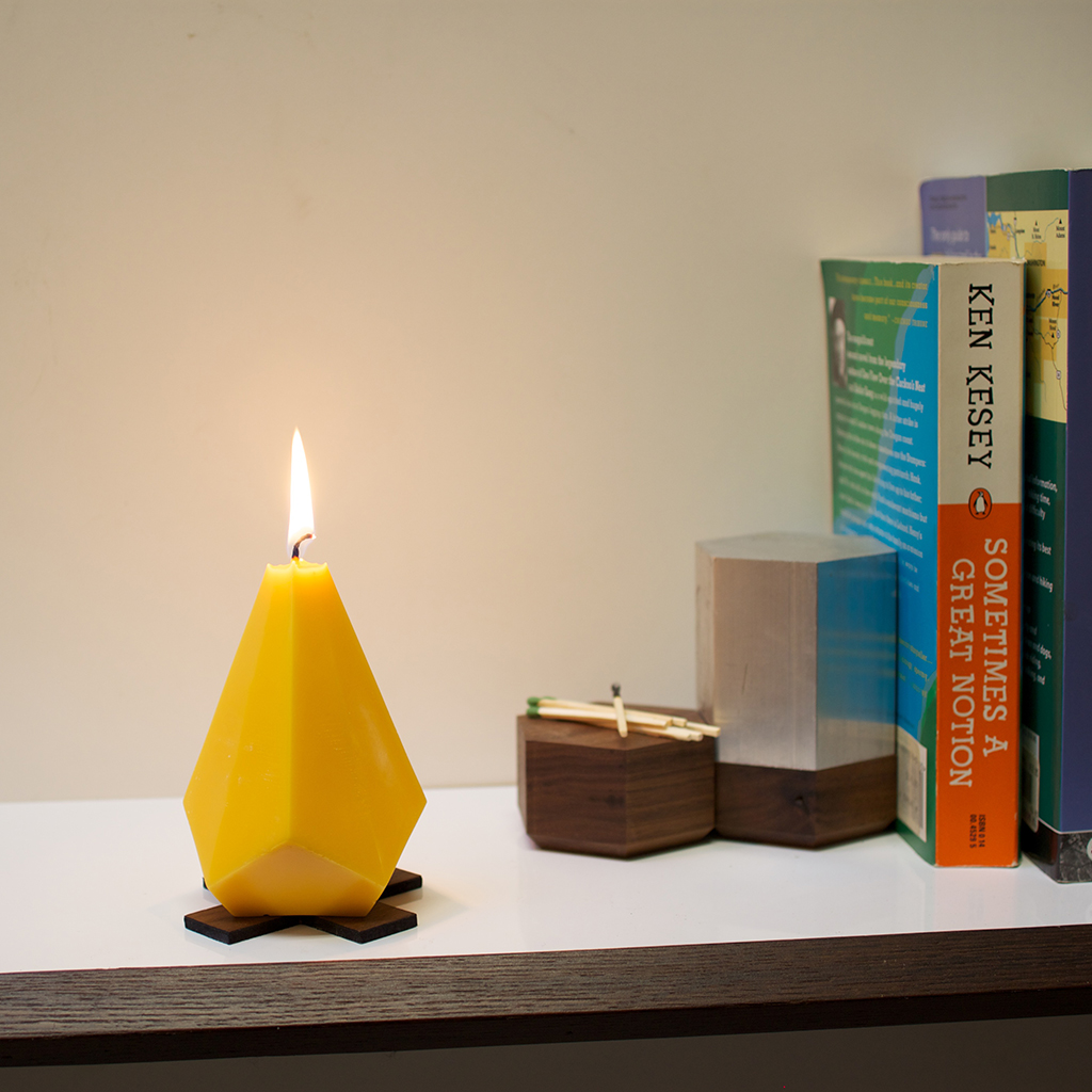 Revolution Design House Campfire Candle
