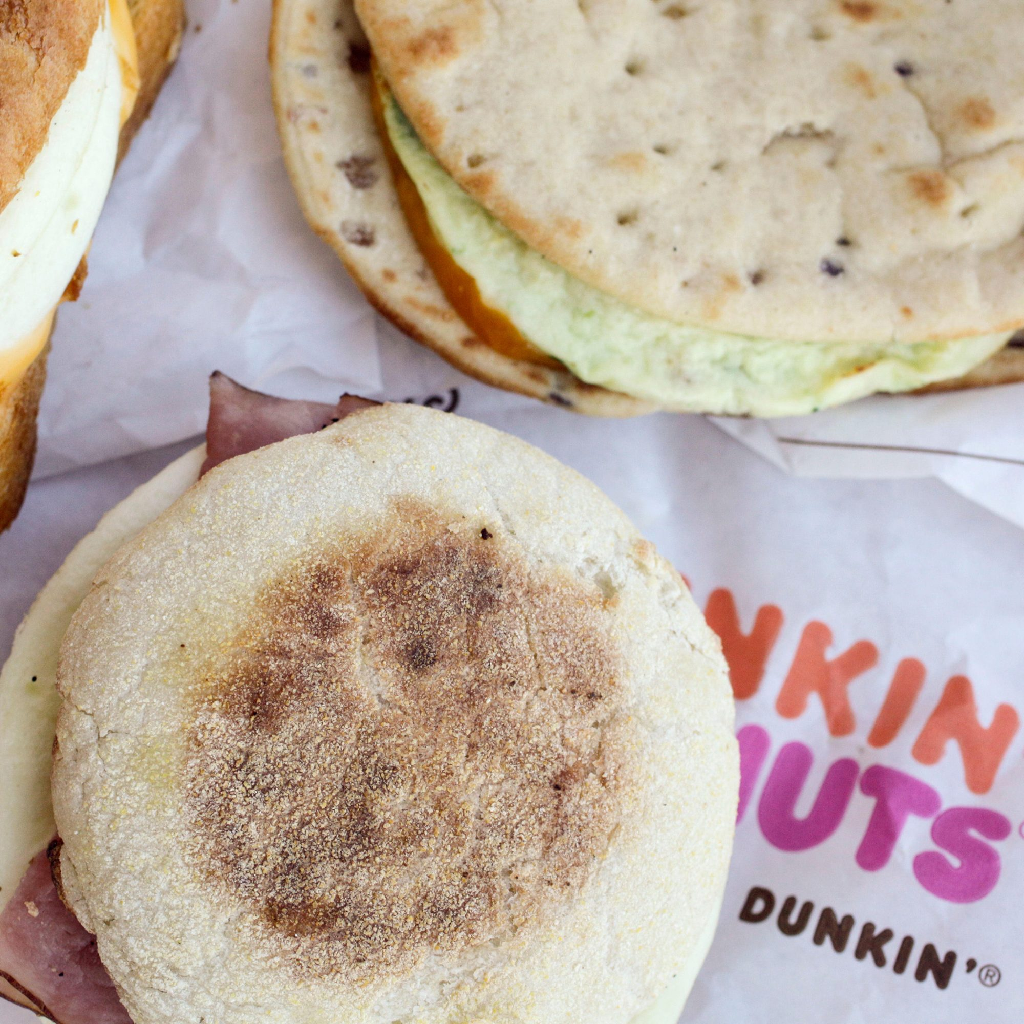Dunkin' Donuts Is the Only Company Brave Enough to Stuff Sausages with Bacon