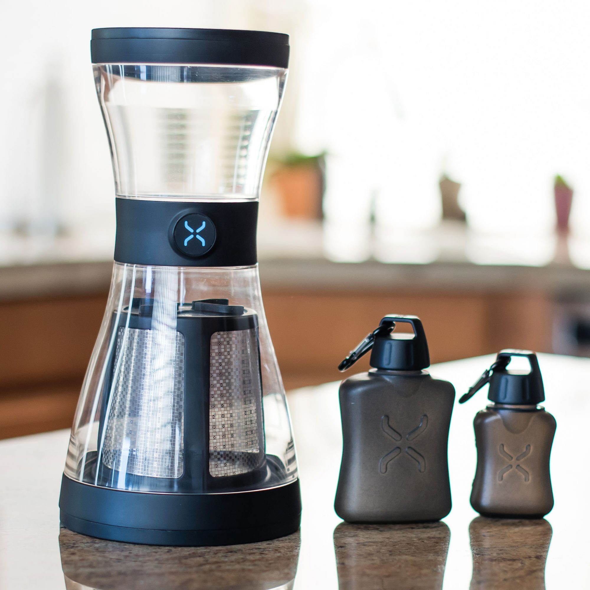 An Easy, Portable Way to DIY Cold Brew Coffee