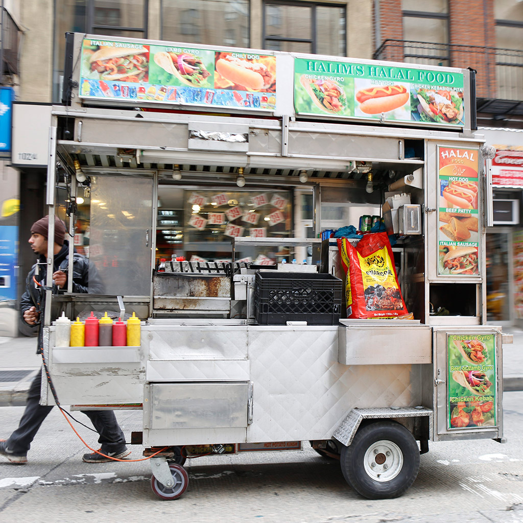 FWX ECO FRIENDLY FOOD CARTS