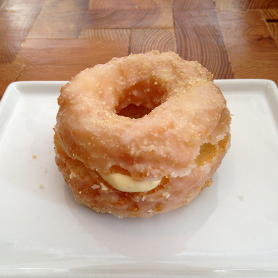 Behold the biscuit doughnut.