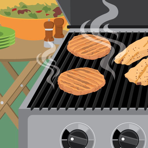 How to Not Blow Your Diet During Grilling Season