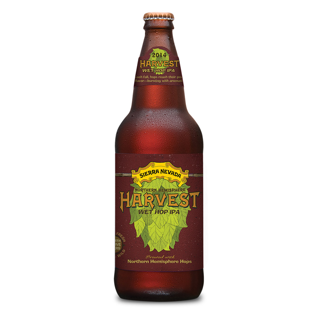 FWX FRESH HOP BEERS FOR FALL SIERRA NEVADA