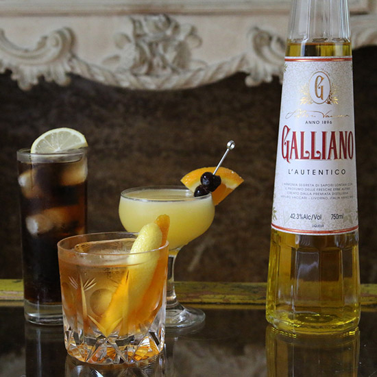 FWX GALLIANO COCKTAIL 1