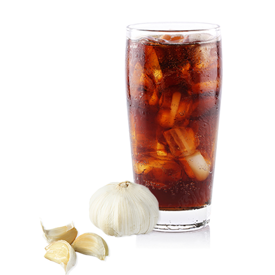 FWX GARLIC COLA