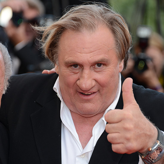 Gerard Depardieu Can D...