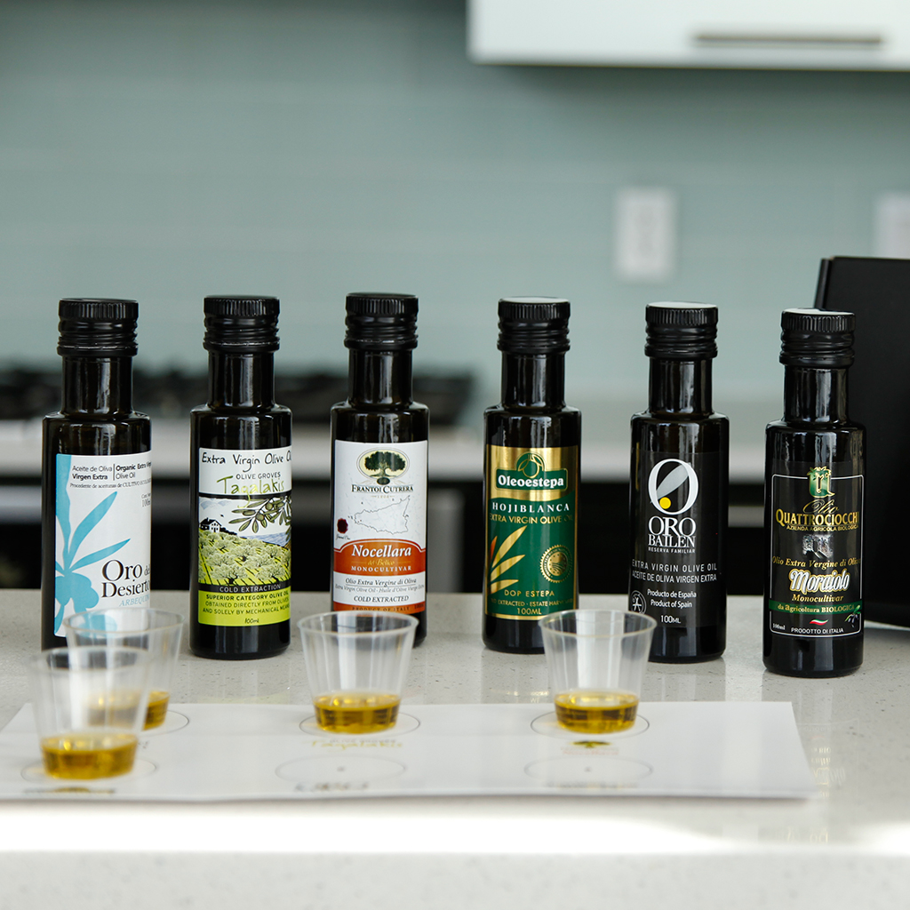 Olive Oil Lovers Kit